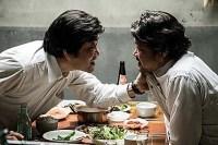 Son Hyun-joo et Kim Sang-ho dans Ordinary Person (2017)