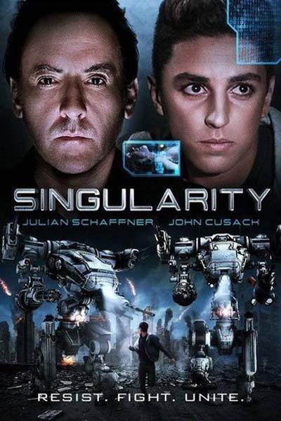 film streaming Singularity
