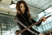 Kim Ok-bin dans The Villainess (2017)