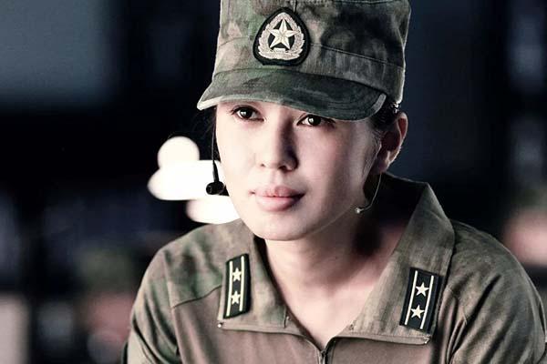 Yu Nan dans Wolf Warriors (2015)