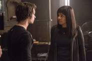 Sanaa Lathan et Dylan O'Brien dans American Assassin (2017)