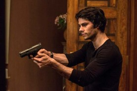 Dylan O'Brien dans American Assassin (2017)