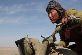 Song Kang-ho dans Le Bon, la Brute et le Cinglé (2008)