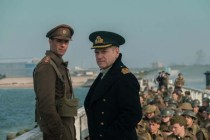 Kenneth Branagh et James D'Arcy dans Dunkerque (2017)