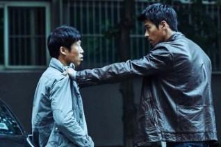 Hyun Bin et Yoo Hae-jin dans Confidential Assignment (2017)