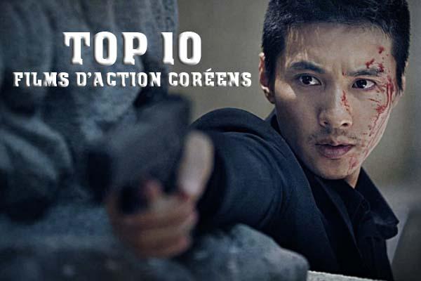 Top 10 Films d'Action Coréens