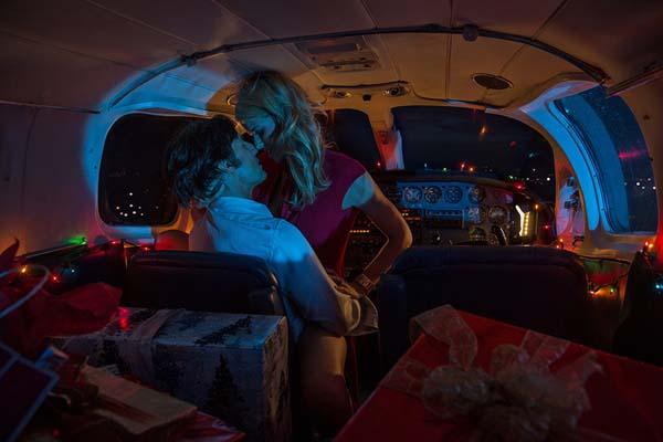 Tom Cruise et Sarah Wright dans Barry Seal: American Traffic (2017)
