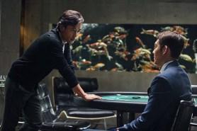 Lee Byung-hun et Kim Woo-bin dans Master (2016)