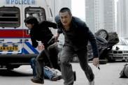 Nicholas Tse et Shawn Yue dans Invisible Target (2007)