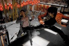 Nicholas Tse dans Invisible Target (2007)
