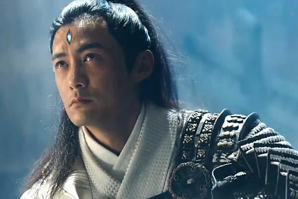 Shawn Yue dans Wu Kong (2017)
