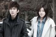 Kim Ha-neul et Yoo Seung-ho dans Blind (2011)
