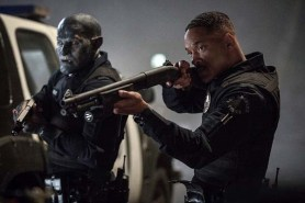 Will Smith et Joel Edgerton dans Bright (2017)