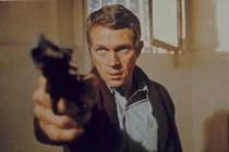 Steve McQueen dans Bullitt (1968)