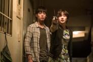 Park Bo-gum et Kim Go-eun dans Coin Locker Girl (2015)
