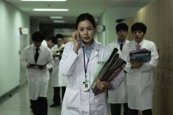 Lee Ha-nui dans Deranged (2012)