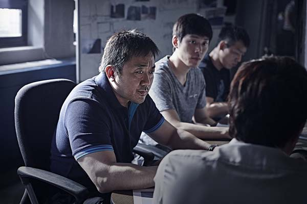 Ma Dong-seok dans The Chronicles of Evil (2015)