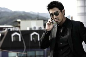 Cha Seung-won dans Eye for an Eye (2008)