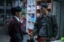 Joo Won et Yoo Hae-jin dans Fatal Intuition (2015)