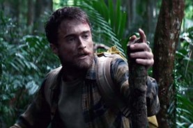 Daniel Radcliffe dans Jungle (2017)