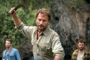 Thomas Kretschmann dans Jungle (2017)