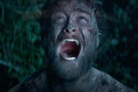 Daniel Radcliffe dans Jungle (2017)
