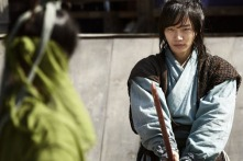 Lee Jun-ho dans Memories of the Sword (2015)