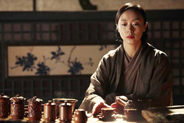Jeon Do-yeon dans Memories of the Sword (2015)