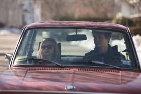 Chloë Grace Moretz et Ansel Elgort dans November Criminals (2017)