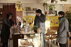 Ryoo Seung-bum, Cho Jin-woong et Lee Yo-won dans Perfect Number (2012)