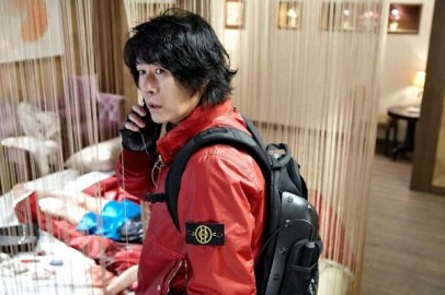 Sol Kyung-gu dans Troubleshooter (2010)