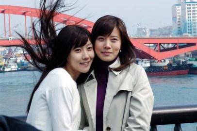 Yoo Sun et Chae Min-seo dans The Wig (2005)