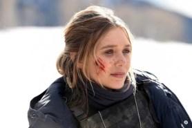 Elizabeth Olsen dans Wind River (2017)