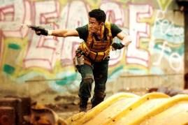 Wu Jing dans Wolf Warrior 2 (2017)