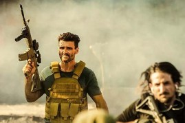 Frank Grillo dans Wolf Warrior 2 (2017)