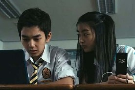 Yoo Seung-ho et Kang So-ra dans 4th Period Mystery (2009)