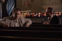 Mickey Rourke et Robert De Niro dans Angel Heart (1987)
