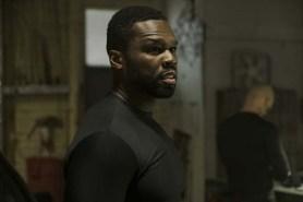 50 Cent dans Criminal Squad (2018)