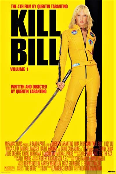 Kill Bill Volume I (2003)