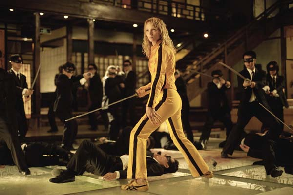 Uma Thurman dans Kill Bill: Vol. 1 (2003)
