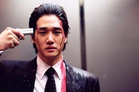 Yoo Ji-tae dans Old Boy (2003)