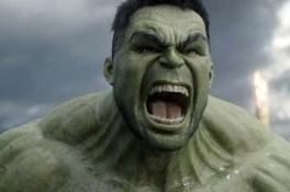 Mark Ruffalo dans Thor: Ragnarok (2017)