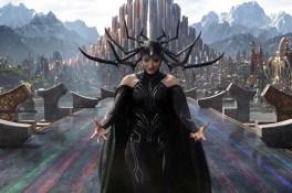 Cate Blanchett dans Thor: Ragnarok (2017)