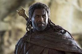 Idris Elba dans Thor: Ragnarok (2017)