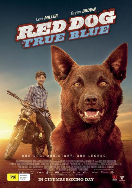 Red Dog - True Blue (2016)