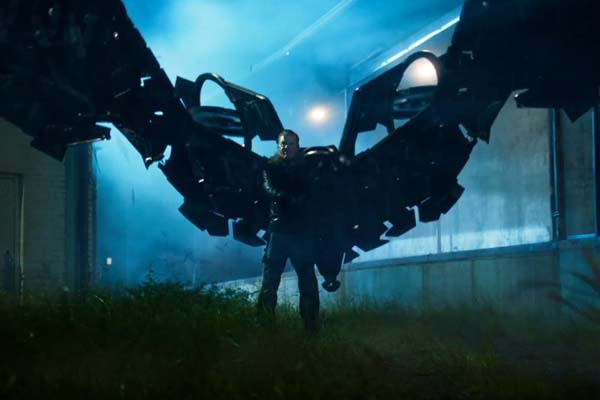 Michael Keaton dans Spider-Man: Homecoming (2017)