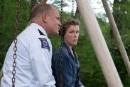 Woody Harrelson et Frances McDormand dans Three Billboards Outside Ebbing, Missouri (2017)
