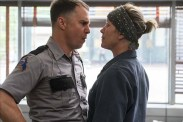 Sam Rockwell et Frances McDormand dans Three Billboards Outside Ebbing, Missouri (2017)