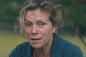 Frances McDormand dans Three Billboards Outside Ebbing, Missouri (2017)
