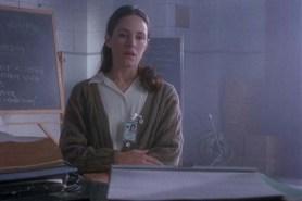 Madeleine Stowe dans L'Armée des 12 Singes (1995)